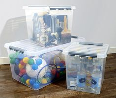 Buy the Lidded Plastic Toy Storage Box - today! A part of our Toy Storage Boxes range. Lego Storage Boxes, Lid Storage, Storage Room, Toy Boxes, Storage Ideas, Clutter, Kids Toys, Decorative Boxes, Hand Painted