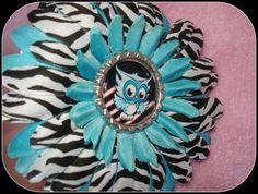 Custom Order For AprilAll Black Headband with by Emmandjensflowers, $7.00