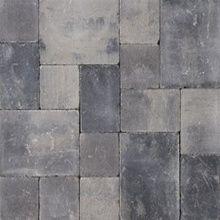 Abbeystones getrommeld wildverband grijs #zwarte | Abbeystones Wildverband | Bestratingsmarkt.com