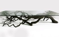 Tree Coffee Table Design by Sebastian Errazuriz