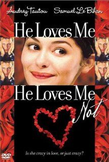 He Loves Me... He Loves Me Not  --Such a wonderful movie. It starts out as a romantic movie but in the middle, it changes to something quite different. Finding the truth behind all of the different schemes and contradictions and you will find a movie that really makes you think. Go watch it!!