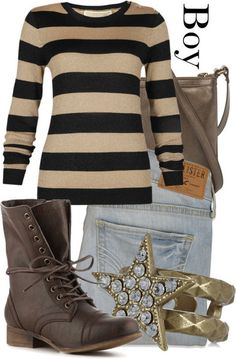 For the Starcatcher girls who want to dress like Boy! Love for Peter and the Starcatcher.