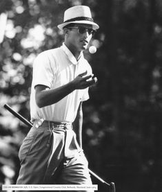 CHI CHI RODRIGUEZ, U.S. Open, Congressional Country Club, Bethesda, MD, June 1964.