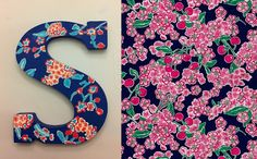 How to Paint a Lilly Pulitzer Print in 6 Easy Steps!