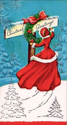 Old Time Christmas, Old Christmas, Old Fashioned Christmas, Christmas Scenes, Christmas Greetings, Christmas Girls, Christmas Glitter, Victorian Christmas, Christmas Paper