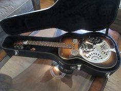 1991 Dobro Round Neck Resonator Guitar