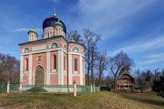 Russische Siedlung Alexandrowka (Fotograf: Der Lipper)