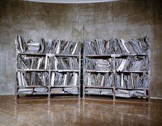 Loden boeken (lead) van Anselm Kiefer PIN-A2iC_be_7010