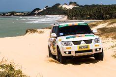 Paisagens exuberantes marcam a etapa de Natal (RN) do Mitsubishi Motorsports