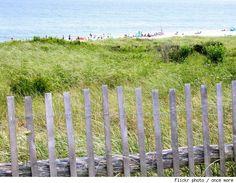 Coast Guard Beach in Cape Cod, Massachusetts