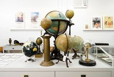globes, I love this collection <3