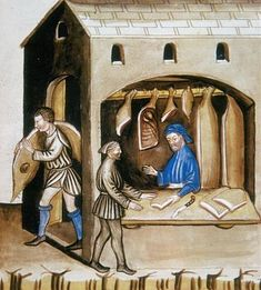 les métiers moyen-âge – RechercheGoogle Caricatures, Black Death, Chef D Oeuvre, Recherche Google, Renaissance, Medieval, People, Painting, Miniatures