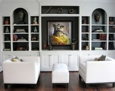 Decorating with White/White Décor Ideas