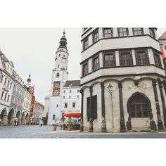 #Görlitz, Germany You've might not have heard about this city before but I'm pretty sure most of you have SEEN this city. You probably know Görlitz from movies like The Grand Budapest Hotel, Inglorious Basterds, The Reader and many more.