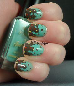 www.nailsapart.com Ice Cream Nails