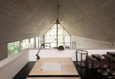 Minimalist A frame home/cabin