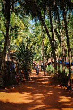 Agonda - The Most Peaceful Beach in Goa #Travel