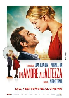 Un amore all'altezza, il film di Laurent Tirard con Jean Dujardin e Virginie Efira,dal 7 settembre al cinema.