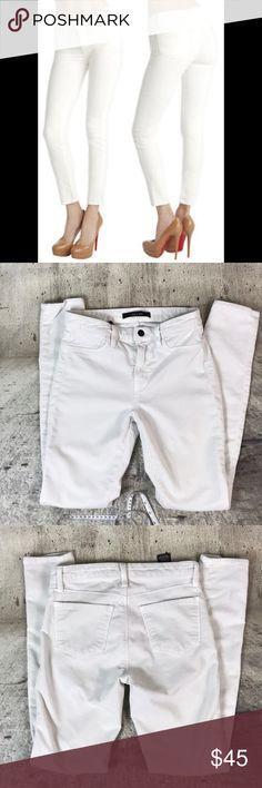 "J Brand Maria corduroy skinny pants J Brand Maria corduroy skinny pants cotton modal polyester and polyurethane blend inseam 30"" rise 9.5"" Anthropologie Pants Skinny"