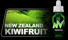 New Zealand Kiwifruit NV Juice (e-juice) tastes exactly as it should; like fresh, ripe New Zealand Kiwifruit. The fresh, sweet, zesty flavour is tasted all the way through each vape. An excellent and enjoyable experience.  All products in the NV JUICE range are designed to offer the highest vapour production available.