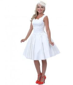 Have you ever seen anything this dashing, dames? This ivory party dress is plucky enough for any leading lady. With a sp...Price - $128.00-yyReKPnu