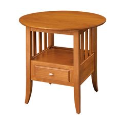 Round End Table | Leisters Furniture | Home Gallery Stores
