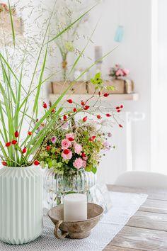 Autumnal garden bouquet for the weekend Ikebana, Fresh Flowers, Wild Flowers, Table Diy, Flower Decorations, Table Decorations, Table Arrangements, Autumn Garden, Barbacoa