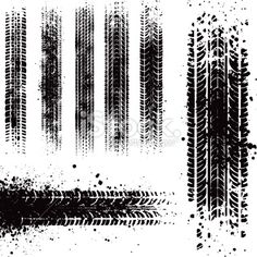 stock-illustration-16454909-dirty-tyre-tracks.jpg (380×380)