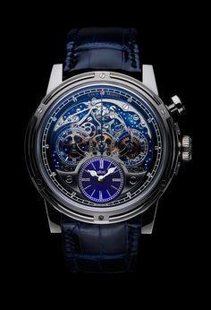 Louis Moinet Memoris 200th Anniversary timepiece