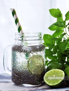 Chia fresca napój energetyczny