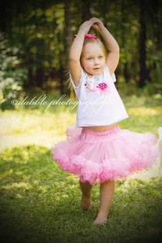 Tiny Dancer by Dabble Photography