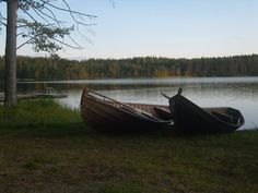 Finland, Boat, Fishing Vessel, Lake