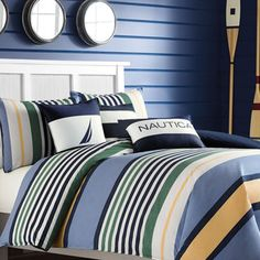 Nautica Brindley Comforter Set | Overstock.com Shopping - The Best Deals on Comforter Sets
