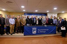 Málaga.- El Comité Organizador Local de los Juegos Mundiales para Deportistas Trasplantados, se ha reunido esta mañana en el Palacio de los Deportes Martín Carpena, bajo la presidencia del alcalde de Málaga, Francisco de la Torre.