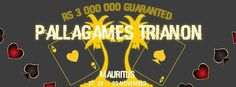 PALLAGAMES TRIANON - see more on http://ift.tt/1NnbN3r #events #mauritius