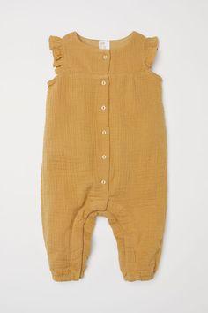 Organic Cotton Jumpsuit | H&M US