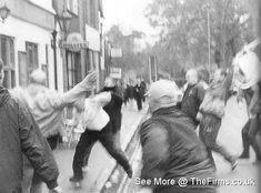Retro Galleries – Old School Hooligan Pics Football Hooliganism, British Football, School Football, Galleries, Old School, Soccer, Retro, Fictional Characters, Futbol