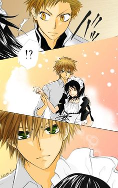 She is my maid alone.... by zechan1.deviantart.com on @DeviantArt