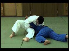 柔道:関節技入門 「四つん這いから相手を極める」JUDO : Armlock introduction 4