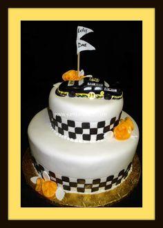 multicolor race car wedding cakes | copyright 2012 yum yum cakes inc florida cakes ft myers