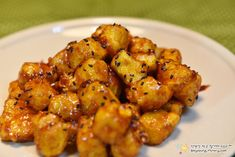 Cauliflower, Cooking Recipes, Asian, Dishes, Vegetables, Ethnic Recipes, Food, Drink, Kitchens