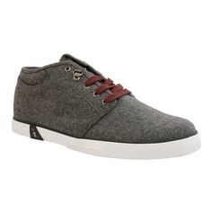Brasser Sneaker Charcoal, $34, now featured on Fab.