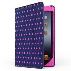 Polka Dot iPad Cover.