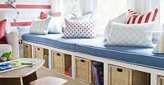 Οργανωμένα και τακτοποιημένα παιδικά δωμάτια: Βοηθώντας τα παιδιά να αποκτήσουν καλές συνήθειες και να τακτοποιούν τα πράγματά τους.
