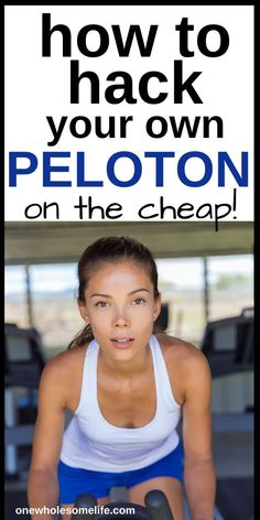 How to DIY a Peloton bike. A great Peloton bike alternative you can make yourself. Use Peloton Digital with your own DIY Peloton Spin Bike. Weight Loss Challenge, Weight Loss Meal Plan, Weight Loss Program, Workout Challenge, Eating For Weightloss, Workout For Flat Stomach, Weight Loss Drinks, At Home Workouts, Butt Workouts
