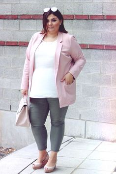 the latest 130f7 89cc4 Business Outfit | Plus Size