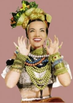 Carmen Miranda - I'm Chiquita Banana ...