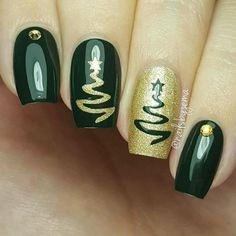 you could bedazzle your nails with glittery rhinestones and intricate designs of reindeer and twinkle lights…or, you could celebrate the holidays in the most minimalist of ways, with shimmer-flecked cuticles, simplistic gold lines, and a tasteful snowflake or two. Related Postschristmas nail art ideas trendsnew nail art design trends for 2016simple nail art design ideas … Continue reading Awesome Christmas Nail Art Design →