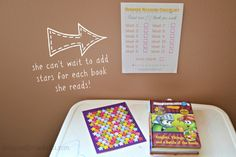 #Free Printable Summer Reading Checklist for Kids