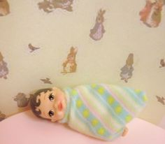Mattel Barbie Happy Family Baby Newborn Doll  #DollswithClothingAccessories